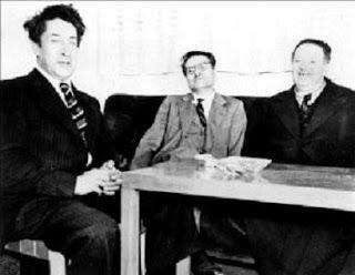 Los tres grandes muralistas de Mèxico:  Diego Rivera,  Josè Clemente Orozco y David Alfaro Siqueiros