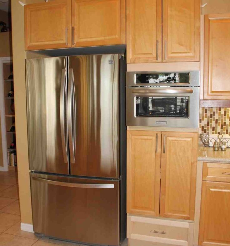 Kitchen Cabinets For Microwave: 32 Best Microwave Cabinet Images On Pinterest