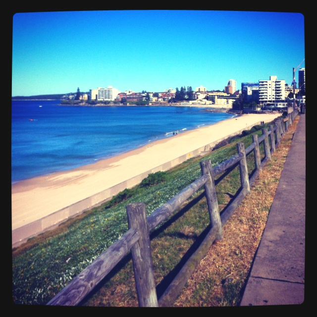 Cronulla Beach. My old home :( I miss the place