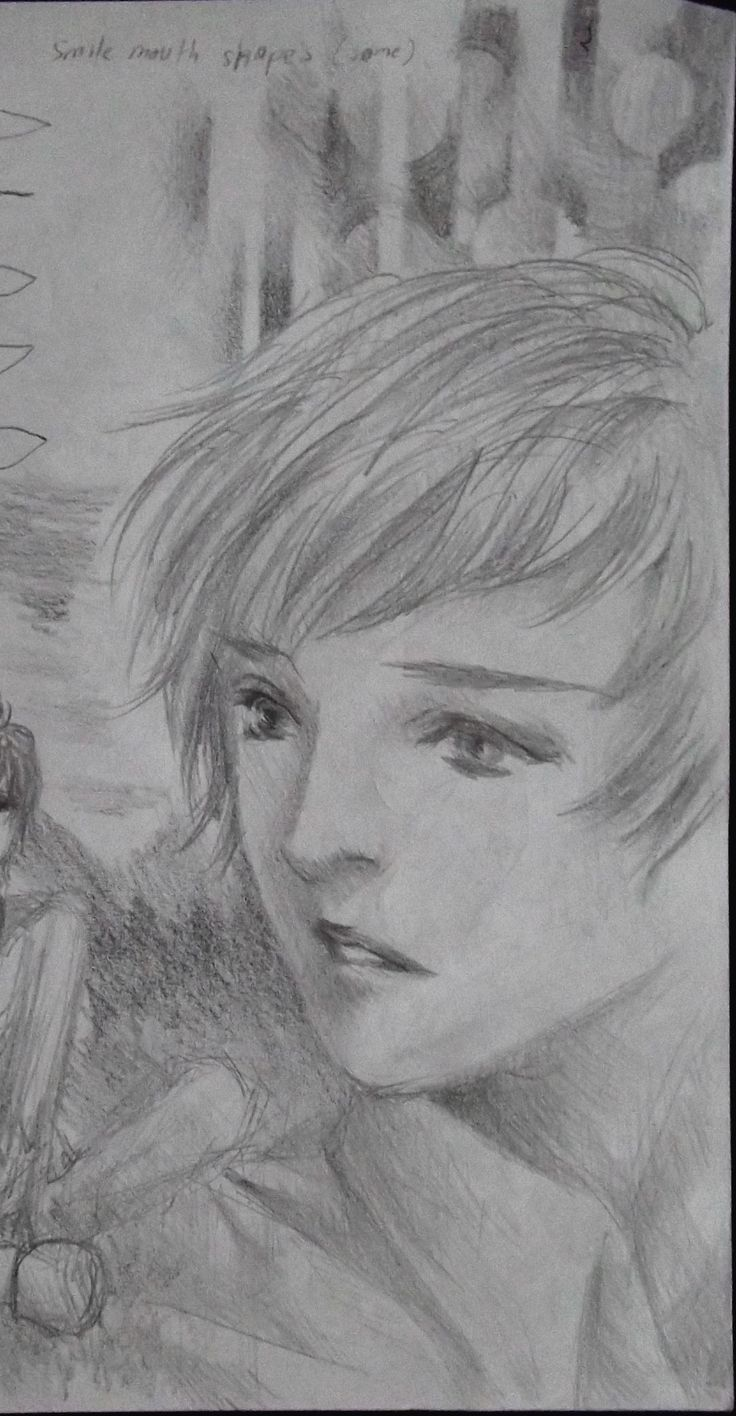 #drawing #sketch #doodle #pencil #artwork #fineart #art #illustration #manga #boy #adelphoia3