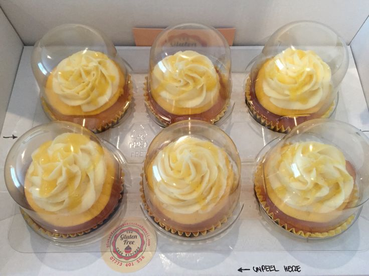 A favourite! Dairy free lemon curd filled delicate gluten free dairy free lemon sponge! All to your door!