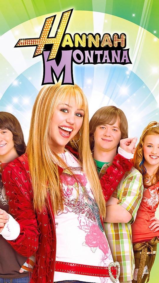 Hannah Montana <3 I loved that show!!