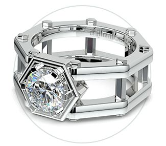 Men's Engagement Rings – An Upcoming Trend