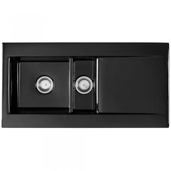 Astracast Liscio Bowl Black Ceramic Kitchen Sink From Taps Uk S Specialist Sinks And Supplier