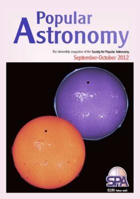 Titan'ın yeni görüntüleri Popular Astronomy dergisinin Eylül Ekim sayısında...