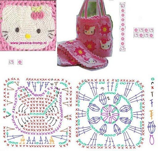 hello kitty crochet patterns for free | Hello Kitty Crochet – Crochet Club