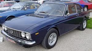 lancia 2000 coupe hf