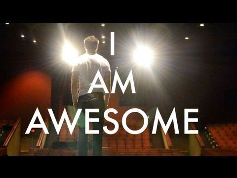 I AM AWESOME.                                                                                                                                                                                 More