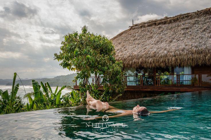 Barefoot luxury on the Edge of Wildness. Visit nihi.com for a video tour of the property. | Shot by Tania Araujo | #nihiwatu #nihigram #sumbaisland #indonesia #luxuryvilla #luxuryhotels #luxurytravel #luxury #travelandleisure #beautifulplaces #beautifulhotels #beautifulresorts