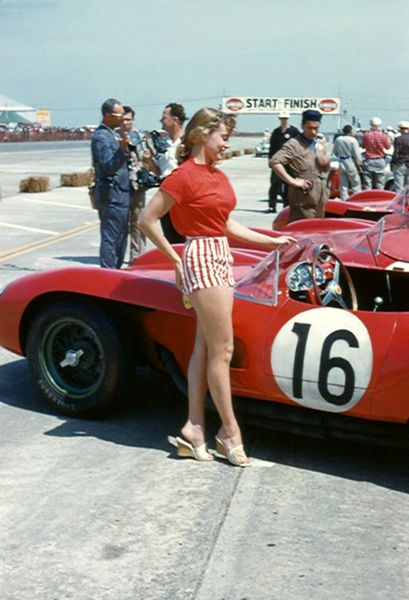Best Vintage Racingesque Images On Pinterest Race Cars