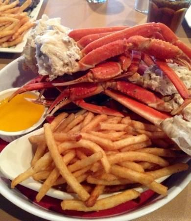 The Feast Restaurant All You Can Eat Crab Legs For Only 23