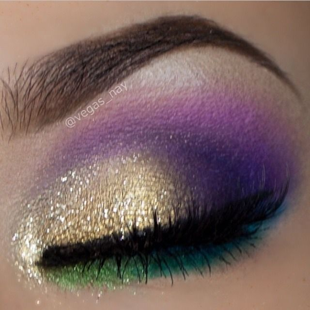 mardi gras makeup - Google Search