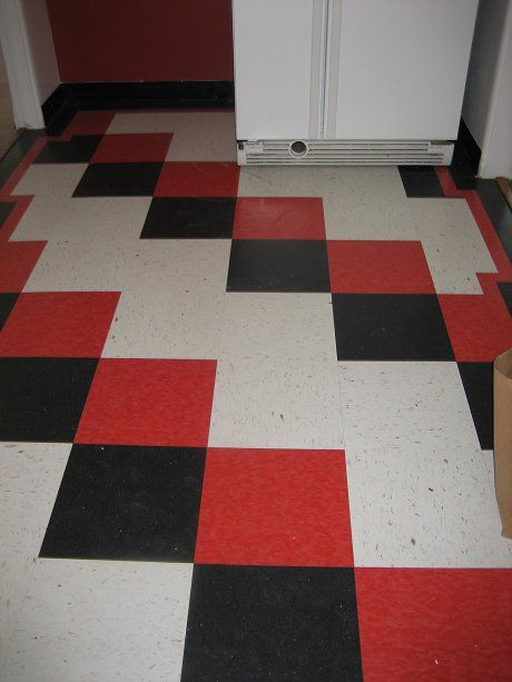 53 Best Checkerboard Floors Images On Pinterest