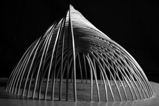 Bamboo Structure Project / Pouya Khazaeli Parsa