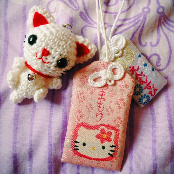 Cat Amigurumi Keychain : 17 Best images about Crocheted animals on Pinterest Free ...