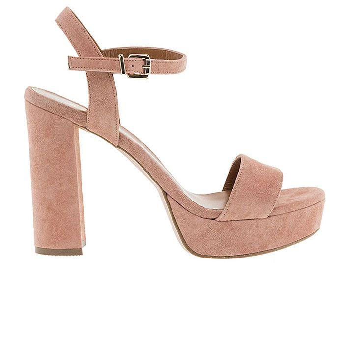 850F12-NUDE SUEDEwww.mourtzi.com #sandals #heels #mourtzi #greekdesigners