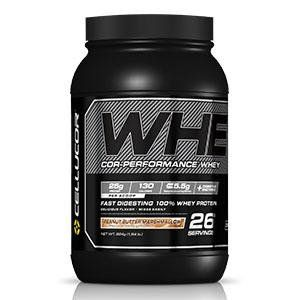 Cellucor Cor-Performance 100% Whey Protein Powder with Whey Isolate, Peanut Butter Marshmallow/G4, NET WT.884g(1.94 lb)