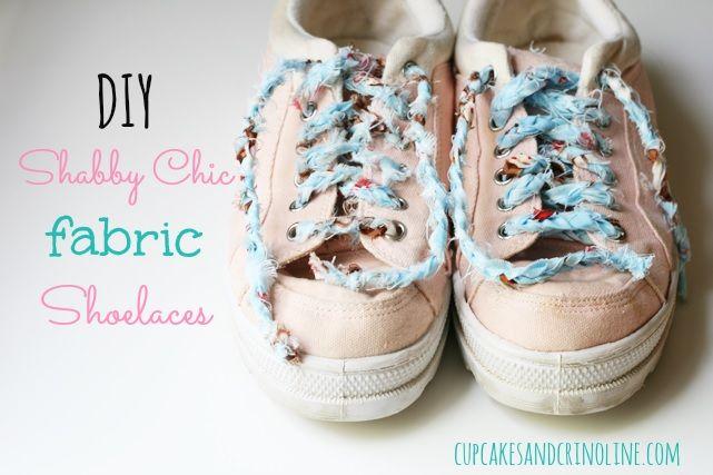 Tutorial: come fare lacci per le scarpe originali