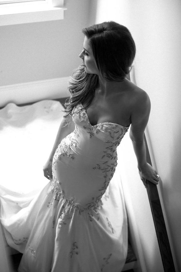 Katherine Webb, Wedding