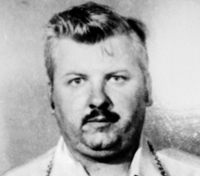 """The only thing they can get me for is running a funeral parlor without a license."" - John Wayne Gacy"