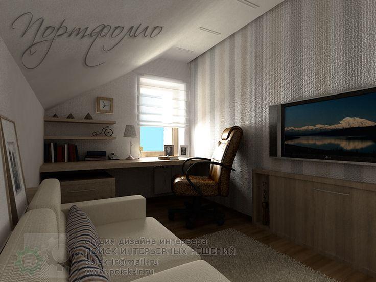 маленький кабинет дома - Поиск в Google