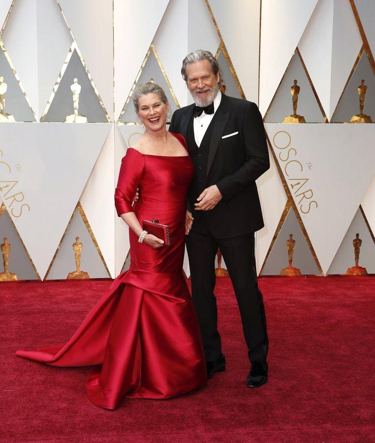 Jeff Bridges a jeho žena Susan