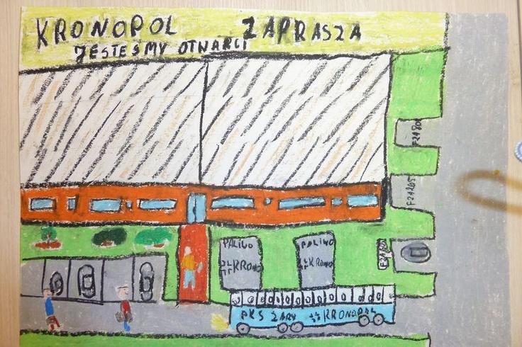 Prace pamiątkowe uczniów ze szkoły w Mirostowicach Dolnych