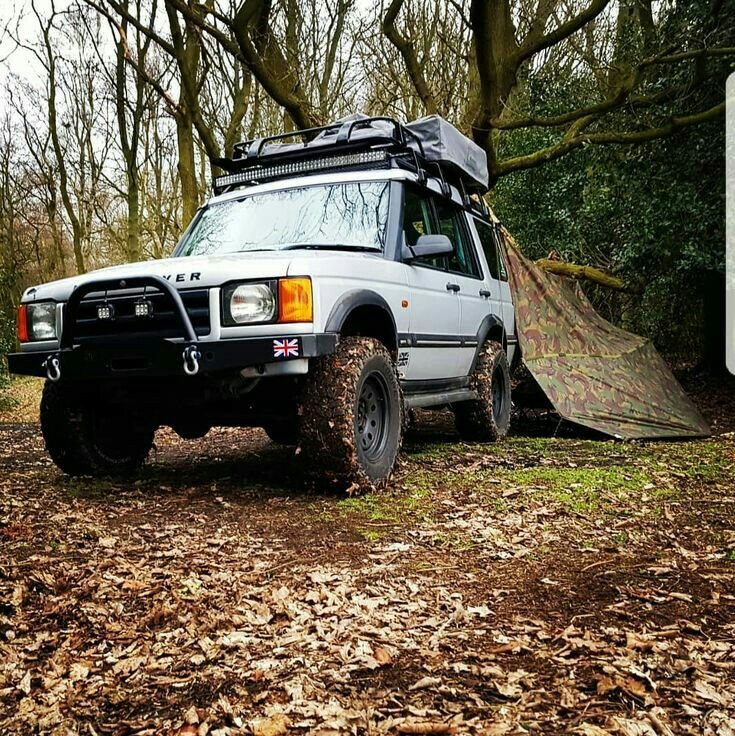 1273 Best Land Rover Discovery 1 & 2 Images On Pinterest