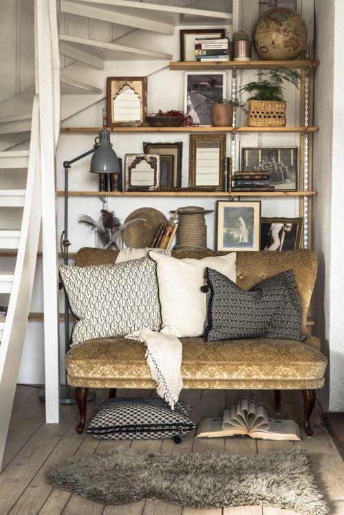 textil en decoración #estilonordico #textil #affari