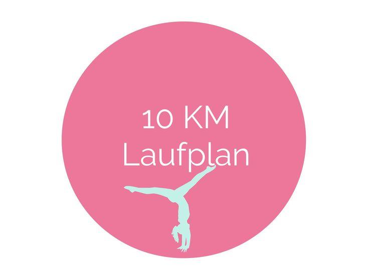 Laufplan 10km Laufen