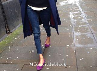 BOTTOMS - 美しいリトルブラック-LITTLE BLACK