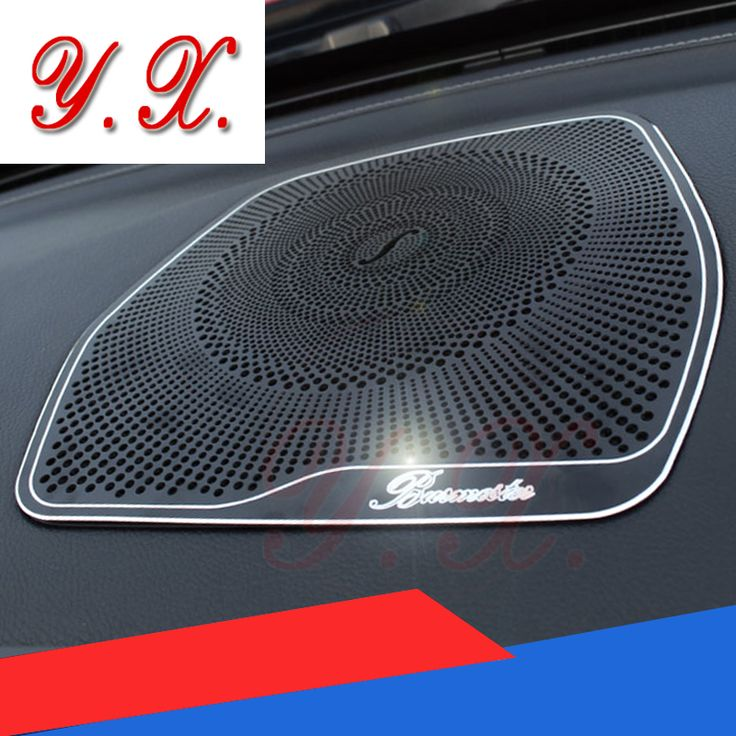 High quality For Mercedes Interior radio grill Trim decorative Cover Cheap Sticker For mercedes W204 W205 c180 c200 C class GLC. Yesterday's price: US $27.51 (22.32 EUR). Today's price: US $27.51 (22.32 EUR). Discount: 19%.