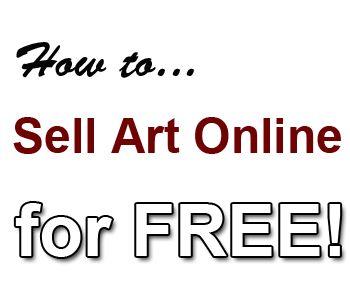 sell art online for free http://www.artpromotivate.com/2012/11/how-to-sell-your-art-online-for-free.html