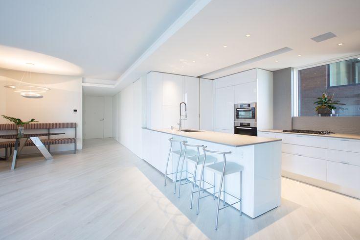 Esclusivo progetto GeD cucine nel cuore di New York, Metropolitan Tower. Scopri le caratteristiche del progetto e le soluzioni personalizzate dei mobili cucina e living.