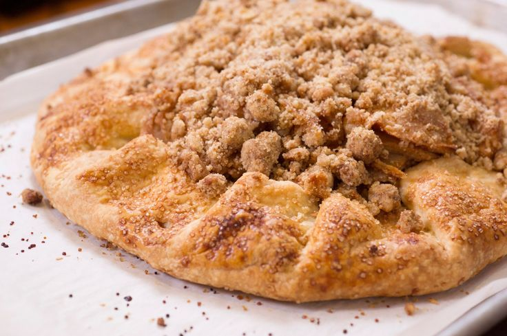 When I saw my mother making her apple turnover, I knew company was coming I also knew the dough scraps would be my treat She'd roll them in sugar and cinnamon, bake them and we'd enjoy the flaky, light, buttery morsels together with a cold glass of milk