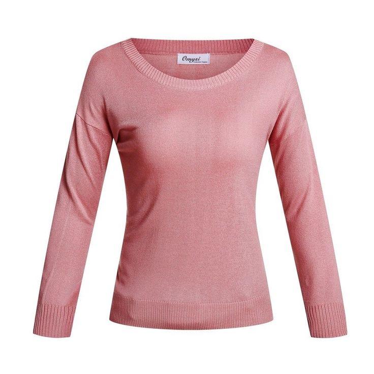 51 best Women Sweater images on Pinterest   Pullover, Long sleeve ...