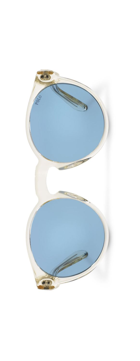 Ralph Lauren Clear Sunglasses
