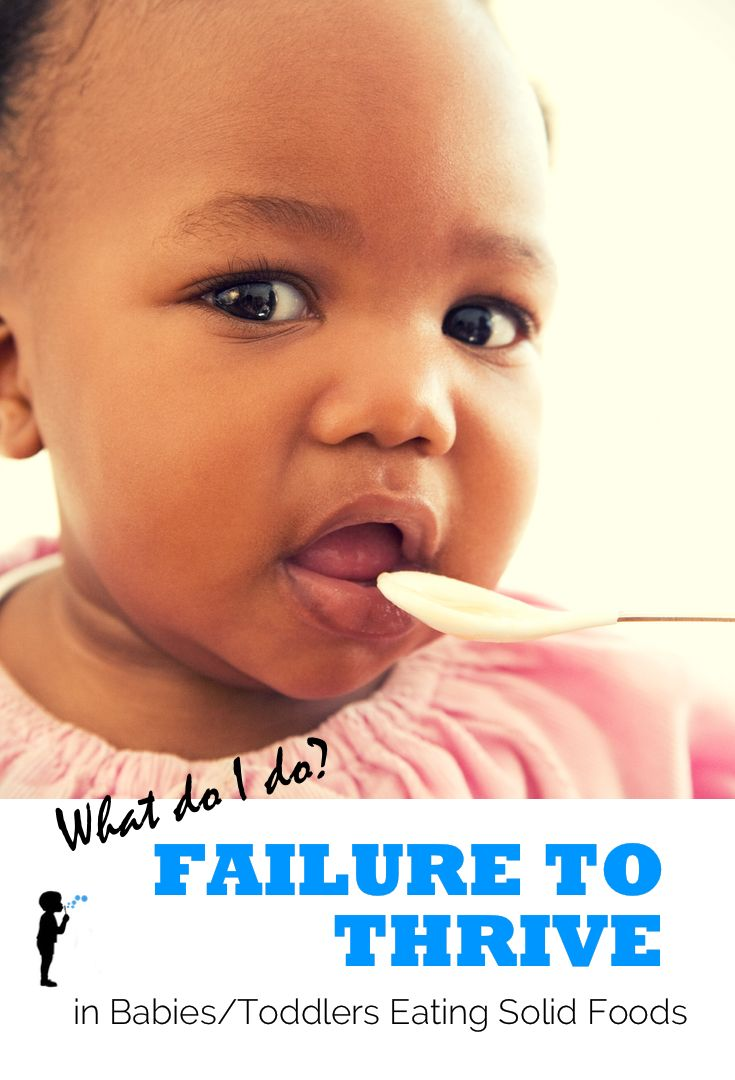 What do you do if your child has failure to thrive? Check out this post from NaturopathicPediatrics.com