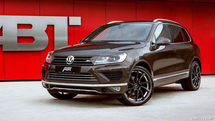 2017 ABT VW Touareg