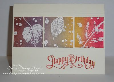 Embossed French Foliage