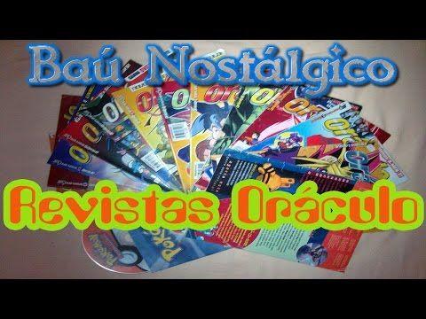 Revistas Oráculo - BAÚ NOSTÁLGICO #2 - YouTube