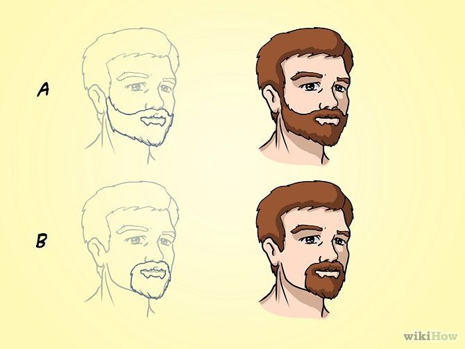 Anime Beard: 1000+ Images About ART-Drawing Tips And Tutorials On