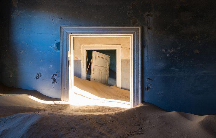 De mysterieuze schoonheid van verlaten plekken