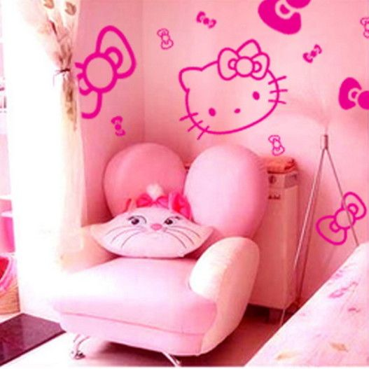 106 best Hello Kitty Bedroom images on Pinterest | Bedroom, Blouses and  Colors