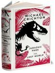 Jurassic Park/The Lost World (Barnes & Noble Leatherbound Classics) $22.50