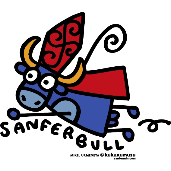 Sanferbull  Kukuxumusu