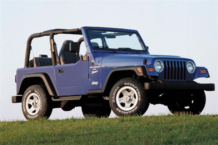 2002 jeep wrangler 19733... way too much money! can yah