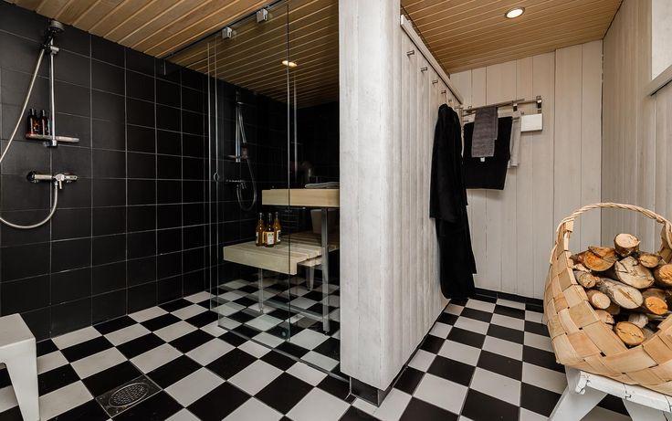 Sisustus  - Kylpyhuone - Skandinaavinen