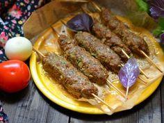 Люля-кебаб в духовке, рецепт с фото. Как приготовить люля-кебаб в домашних условиях в духовке?