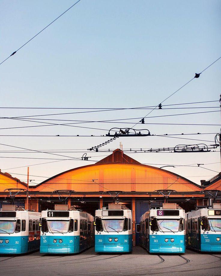 "31 gilla-markeringar, 5 kommentarer - RYNEFELT PHOTOGRAPHY (@rynefeltphotography) på Instagram: ""Tram patterns 🚋"""